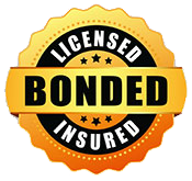 Liscensed, Bonded and Insured
