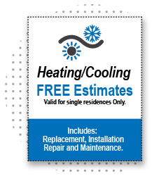 Heating/Cooling Free Estimates